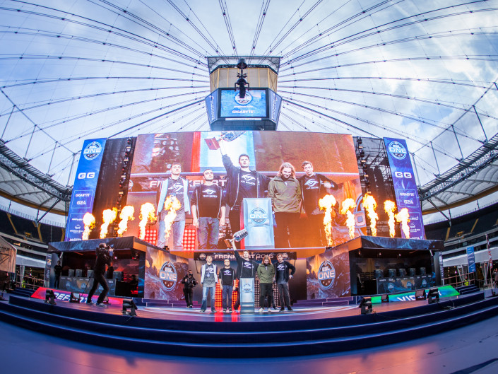 ESL One Frankfurt 2015