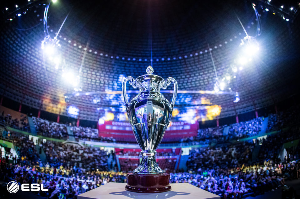 With Love form Brazil – ESL Pro League