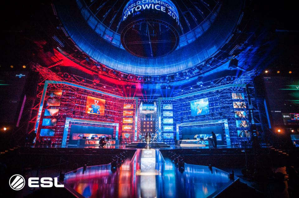 Intel Extreme Masters World Championships StarCraft2