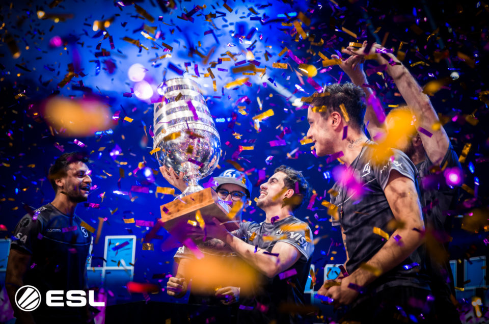 ESL One Cologne 2017 – The Cathedral of Counterstrike